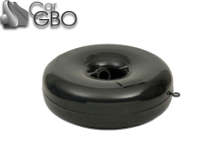 Баллон пропановый ATIKER/GREENGAS тороидальный 43 л (600х200)