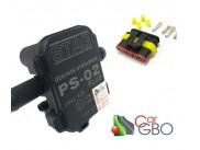 Датчик давления и разряжения PS-02Plus + разъем 5 пин(замена PS01)