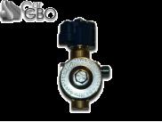 Электромагнитный клапан газа Valtek 8 выход