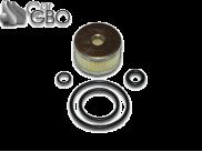 Вкладыш в газовый клапан Tomasetto (с резинками)