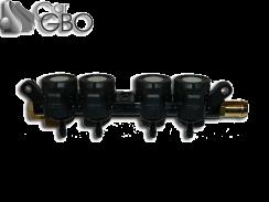 Газовые форсунки AEB 4 цил. (LandiRenzo)