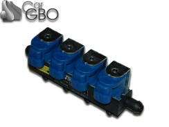Газовые форсунки Tomasetto IT01+ 4цил.