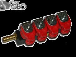 Газовые форсунки Valtek 4 цил.