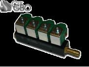 Газовые форсунки Valtek 4 цил. Greengas