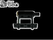 Монтажный набор блока форсунок Hana Rail 2000, 2 цил.