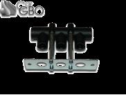 Монтажный набор блока форсунок Hana 2000 Rail, 3 цил.