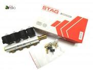 Газовые форсунки Stag W01, 4 цилиндра