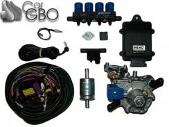 Комплект ГБО KME NEVO (редуктор Alaska, форсунки Tomasetto, фильтр)