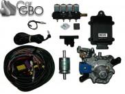 Комплект ГБО KME NEVO (редуктор Alaska, форсунки Valtek, фильтр)