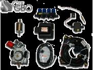 Комплект ГБО Stag GoFast (редуктор Atiker, форсунки Tomasetto, фильтр)