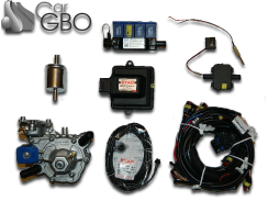 Комплект ГБО Stag GoFast (редуктор Tomasetto, форсунки OMVL, фильтр)
