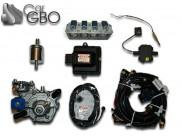 Комплект ГБО Stag GoFast (редуктор Nordic, форсунки Stag W-02, фильтр)