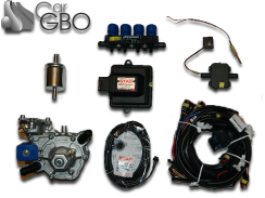 Комплект ГБО Stag GoFast (редуктор Tomasetto, форсунки Tomasetto, фильтр)