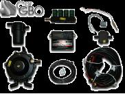 Комплект ГБО Stag Qbox Basic (редуктор Gurtner, форсунки Valtek, фильтр)