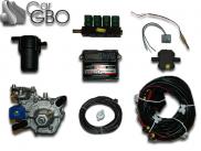 Комплект ГБО Stag Qbox Basic (редуктор Nordic, форсунки Valtek, фильтр)