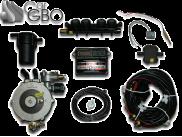 Комплект ГБО Stag Qbox Plus (редуктор LendiRenzo, форсунки AEB, фильтр)