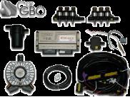 Комплект ГБО Stag-300 6цил. (редуктор KME, форсунки Hana, фильтр)