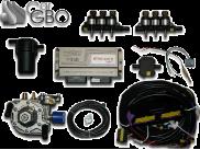 Комплект ГБО Stag-300 6цил. (редуктор Tomasetto, форсунки Hana, фильтр)