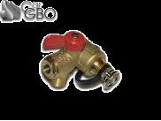 ВЗУ Emer с адаптером (метан)