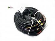Проводка QBoxBasic + кнопка LED-300