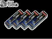 Свеча зажигания 2101-08, 1102, 1103, 1105, Ланос, Сенс Brisk Silver под ГАЗ оборуд (комплект)