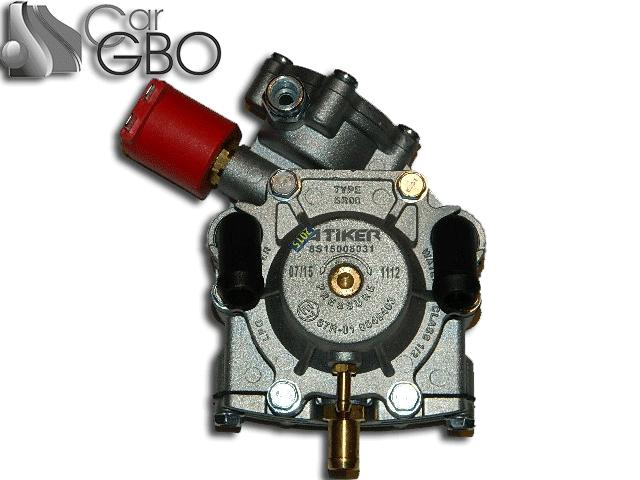 Ремонт газового атикер редуктора