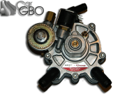 Газовый пропановый редуктор Gurtner Midjet (до140л.с.)