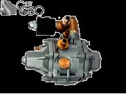 Газовый метановый редуктор Tomasetto AT12 инжекционный CNG свыше 250 л.с.