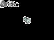 Гайка М10 D6 металл
