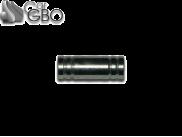 Переходник тосольный 16х16 алюминий