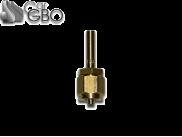 Штуцер для термопластиковой трубки FARO D6 прямой