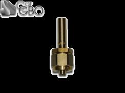 Штуцер для термопластиковой трубки FARO D8 прямой