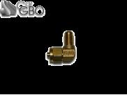 Штуцер для термопластиковой трубки FARO D6-D8 с резьбой