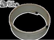 Трубка метановая металл D6 Emer 5м