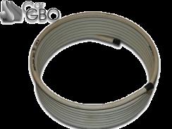 Трубка метановая металл D6 Emer 6м